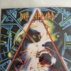 Discos de vinilo: DISCO VINILO LP DEF LEPPARD. Lote 201208475