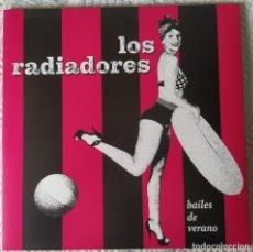 Disques de vinyle: LOS RADIADORES - BAILES DE VERANO - VINILO COLOREADO - GATEFOLD - TRILOBITE RECORDS. Lote 201211225