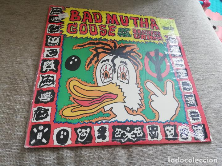 BAD MUTHA GOOSE AND THE BROTHERS GRIMM-BE SOMEBODY. EP (Música - Discos de Vinilo - EPs - Funk, Soul y Black Music)