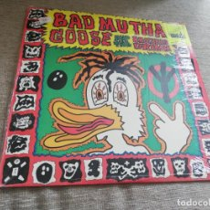 Discos de vinilo: BAD MUTHA GOOSE AND THE BROTHERS GRIMM-BE SOMEBODY. EP. Lote 201215058