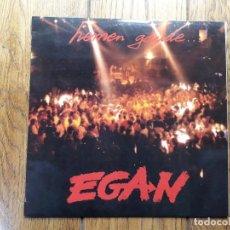 Discos de vinilo: EGAN - HEMEN GAUDE. Lote 201215381
