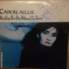 Discos de vinilo: CAPERCAILLIE WAITING FOR THE WHEEL TO TURN. Lote 201224921