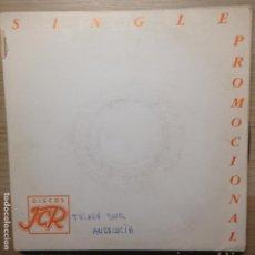 Discos de vinilo: TRIADA SUR ANDALUCIA SINGLE PROMO. Lote 201226520