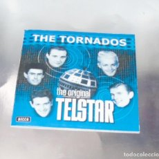 Discos de vinilo: THE TORNADOS --TELSTAR & JUNGLE FEVER -----EDICION INGLESA 1962. Lote 182659916