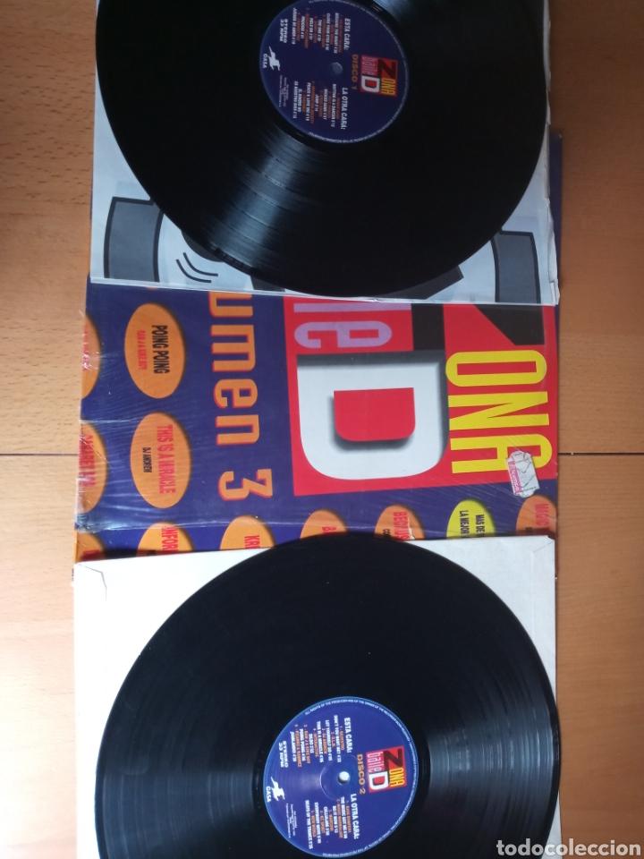 Discos de vinilo: LOTE 4 DISCOS DOBLES BAILE MÁQUINA VER FOTO DE CADA UNO - Foto 2 - 201231395