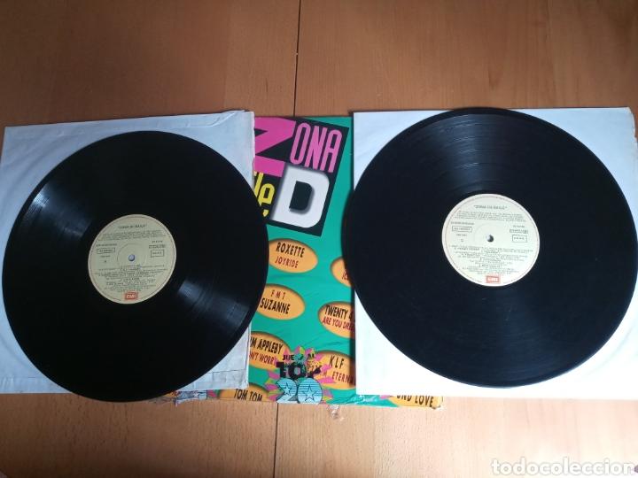 Discos de vinilo: LOTE 4 DISCOS DOBLES BAILE MÁQUINA VER FOTO DE CADA UNO - Foto 3 - 201231395