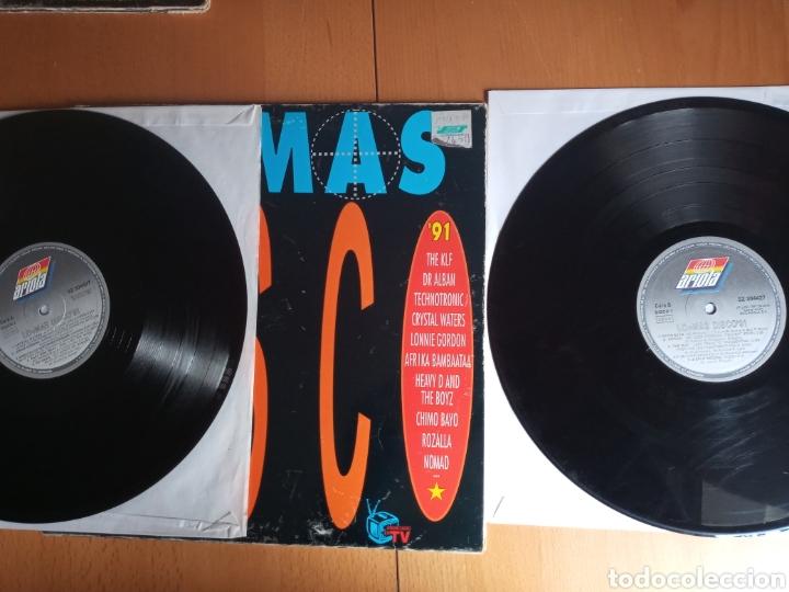 Discos de vinilo: LOTE 4 DISCOS DOBLES BAILE MÁQUINA VER FOTO DE CADA UNO - Foto 4 - 201231395