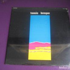 Discos de vinilo: TOMÁS BOSQUE LP NOVOLA 1978 PRECINTADO - NUEVO FOLK PROTESTA ARAGON 70'S - LABORDETA. Lote 201233103