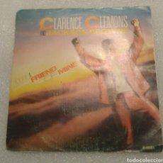 Discos de vinilo: CLARENCE CLEMONS - YOU' RE A FRIEND OF MINE. Lote 201268393