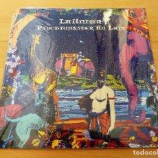 Discos de vinilo: DISCO VINILO LA UNION PSYC FUNKSTER AU LAIT ESPAÑA 1993 PRECINTADO ROTURA CARATULA. Lote 201281768
