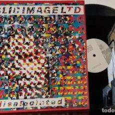 Discos de vinilo: PUBLICIMAGEL TD -DISAPPOINTED. Lote 201305337