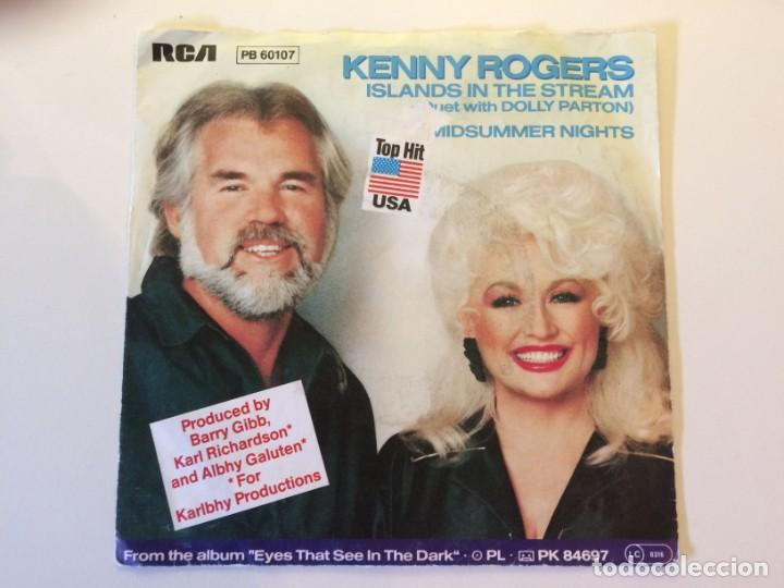 kenny rogers duet with dolly parton ?- islands - Comprar ...