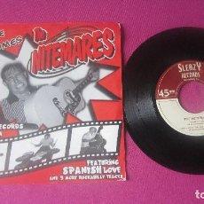 Disques de vinyle: THE NITEMARES SPANISH LOVE + 3 EP ESPAÑA ROCKABILLY. Lote 201310997
