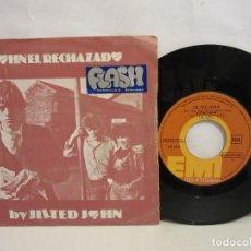 Discos de vinilo: JILTED JOHN - JOHN EL RECHAZADO - SINGLE - 1978 - SPAIN - VG+/VG. Lote 201313391