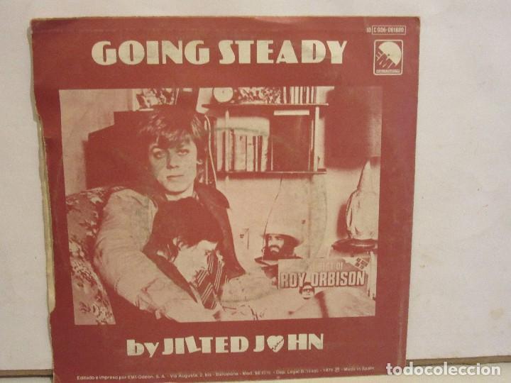 Discos de vinilo: Jilted John - John El Rechazado - Single - 1978 - Spain - VG+/VG - Foto 2 - 201313391