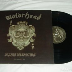 Discos de vinilo: MOTORHEAD LP BLUES BREAKERS VOL. 2 -METALLICA-IRON MAIDEN-JUDAS PRIEST-SAXON- (COMPRA MINIMA 15 EUR). Lote 201313981