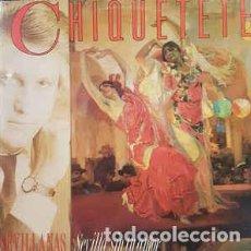 Discos de vinilo: CHIQUETETE - SEVILLANAS (SEVILLA SIN TU AMOR). Lote 201323635