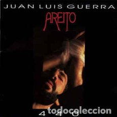 Discos de vinilo: JUAN LUIS GUERRA 4.40 - AREITO . Lote 201330467
