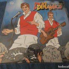 Discos de vinilo: LP EL DUO DINAMICO CON ZAPATOS NUEVOS BUEN ESTADO 1989 TIENE UN SELLO EN EL LABEL. Lote 201331288