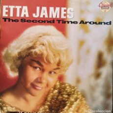 Dischi in vinile: ETTA JAMES: THE SECOND TIME AROUND . LP VINILO - VINYL LP. 1988. Lote 201332072