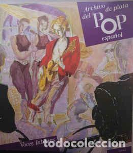 JARCHA, MARIA OSTIZ, ALBERTO CORTEZ - ARCHIVO DE PLATA DEL POP ESPAÑOL- VOCES ÍNTIMAS (2XLP) (Música - Discos - LP Vinilo - Grupos Españoles de los 70 y 80)