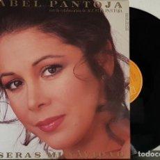 Discos de vinilo: ISABEL PANTOJA - TU SERA MI NAVIDAD MAXISINGLE. Lote 201340111