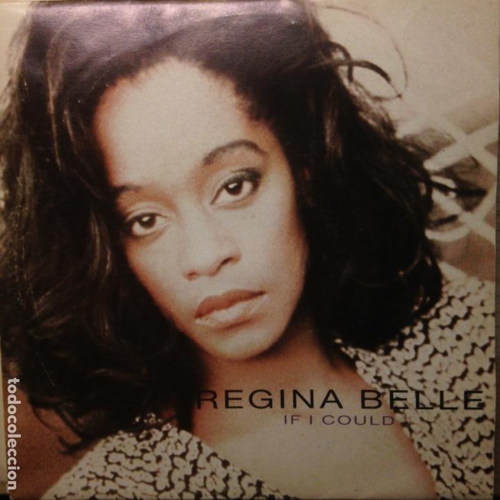 REGINA BELLE IF I COULD (Música - Discos - Singles Vinilo - Funk, Soul y Black Music)