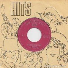 Discos de vinilo: TIP Y COLL - ENTREVISTA PARA LOS DEPARTAMENTOS DE RADIO - 1971 SINGLE PROMOCIONAL #. Lote 201360518