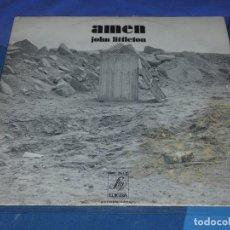 Discos de vinilo: JOHN LITTLETON AMEN LP ESPIRITUALES NEGROS EDIGSA 1971 BUEN ESTADO. Lote 201370662