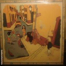 Disques de vinyle: RADIO FUTURA - CORAZON DE TIZA - MAXI. Lote 201372010