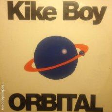 Discos de vinilo: KIKE BOY ORBITAL 1992 - MAXI. Lote 201372067