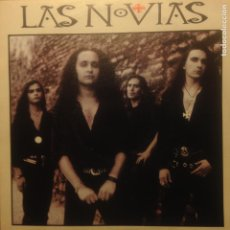 Disques de vinyle: LAS NOVIAS - ENAMORADO. Lote 201373725