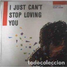 Discos de vinilo: I JUST CAN'T STOP LOVING YOU - I JUST CAN'T STOP LOVING YOU. Lote 201467213