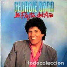 Discos de vinilo: GEORGIE DANN - LA FIESTA DEL AÑO. Lote 201487910
