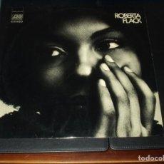 Discos de vinilo: ROBERTA FLACK LP SAME ORIGINAL ESPAÑOL. Lote 201490275