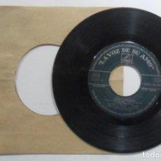 Discos de vinilo: SINGLE - 4 TEMAS - SKOKIAN/MAMBO ITALIANO/ESTA VIEJA CASA/LA PICARA SEÑORA SHADY LANE. Lote 201490342
