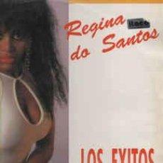 Discos de vinilo: REGINA DO SANTOS - LOS EXITOS . Lote 201490633