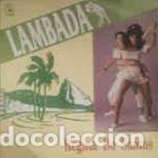 Discos de vinilo: REGINA DO SANTOS - LAMBADA. Lote 201490727
