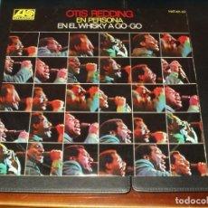 Discos de vinilo: OTIS REDDING LP EN PERSONA . Lote 201490962