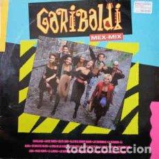 Discos de vinilo: GARIBALDI - MEX MIX . Lote 201509500