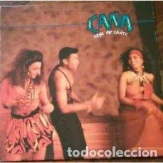 Discos de vinilo: CAÑA - ECHA PA´LANTE . Lote 201509892