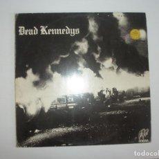 Disques de vinyle: DEAD KENNEDYS FRESH FRUIT FOR ROTTING VEGETABLES 1980 LP EDIGSA SPAIN 15L0079 5 - DEAD KENNEDYS. Lote 201511340