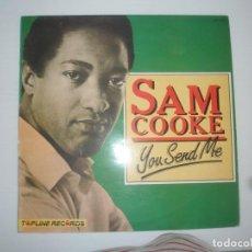 Disques de vinyle: SAM COOKE YOU SEND ME 1987 LP ZAFIRO SPAIN 30.112146 - SAM COOKE. Lote 201513041