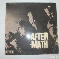 Discos de vinilo: THE ROLLING STONES AFTER MATH 1981 LP DECCA SPAIN LK 4786 - THE ROLLING STONES. Lote 201513562