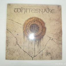 Discos de vinilo: WHITESNAKE 1987 1987 LP EMI SPAIN 064 24 0737 1 - WHITESNAKE. Lote 201513676