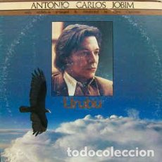 Discos de vinilo: ANTONIO CARLOS JOBIM - URUBU. Lote 201519613
