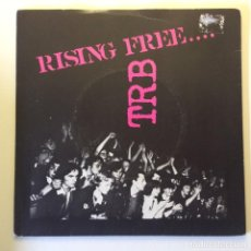 Discos de vinilo: TOM ROBINSON BAND – RISING FREE.... / (SING IF YOU'RE) GLAD TO BE GAY / MARTIN / RIGHT ON SISTER. Lote 201521167