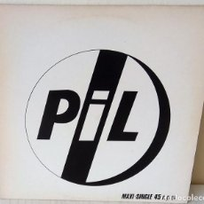 Discos de vinilo: PUBLIC IMAGE LIMITED - THIS IS NOT A LOVE SONG MAXI VIRGIN - 1983. Lote 201532021
