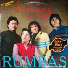 Discos de vinilo: ALBAHACA - RUMBAS - MAXI SINGLE DE VINILO 12 PULGADAS #. Lote 201542315