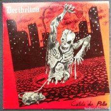 Discos de vinilo: DECIBELIOS - CALDO DE POLLO . LP VINILO - VINYL LP IN EXCELLENT CONDITION. Lote 201550636